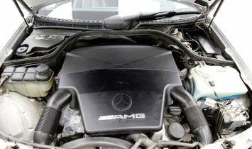 2002 Mercedes-Benz CLK55 AMG Convertible