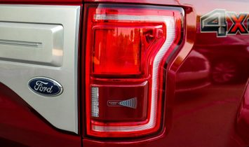 332017 Ford F-150 King Ranch $61,980 MSRP New