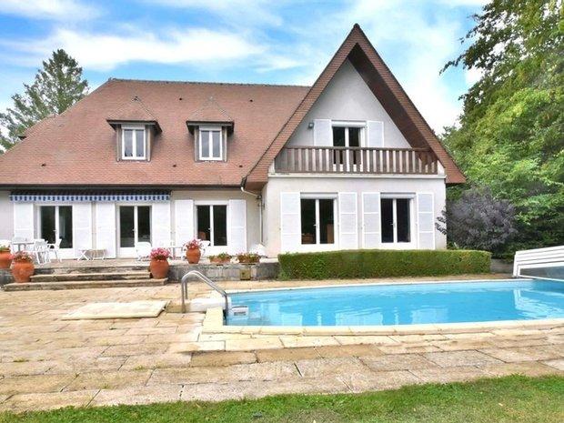 House in Le Troncq, Normandy, France 1