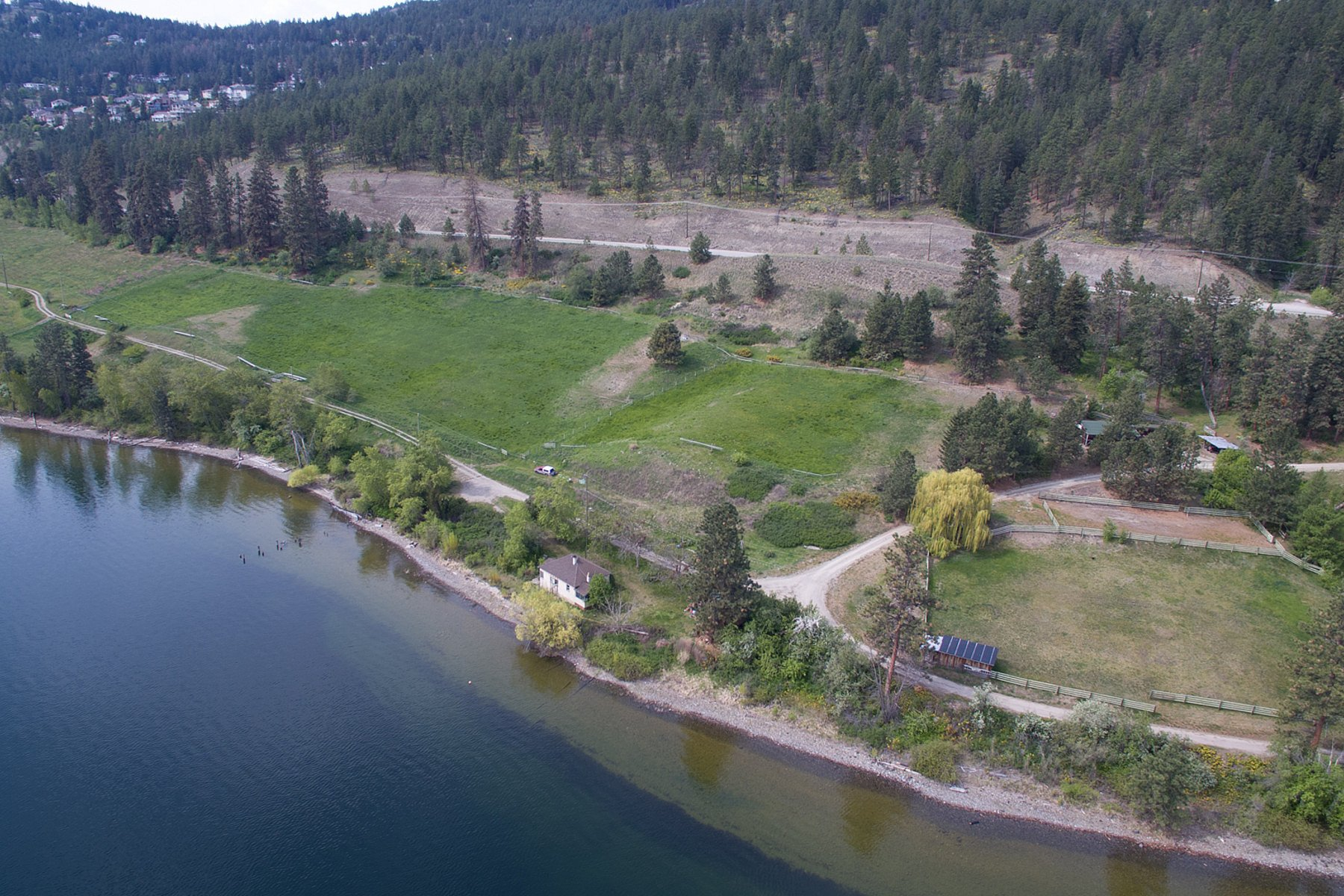 Land in West Kelowna, British Columbia, Canada 1