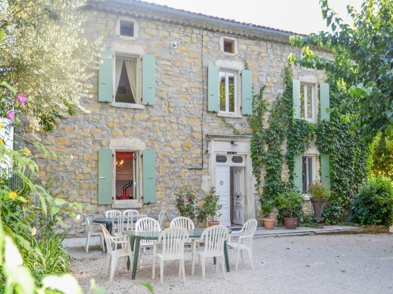Grospierres, Auvergne-Rhône-Alpes, France 1