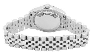 Rolex Lady-Datejust 178274, Roman Numerals, 2018, Very Good, Case material Steel, Brace