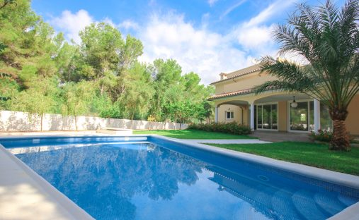 Villa in Calvià, Balearic Islands, Spain