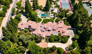 House in Hidden Hills, California, United States 1