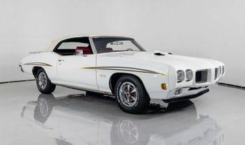 1970 Pontiac GTO 455 HO