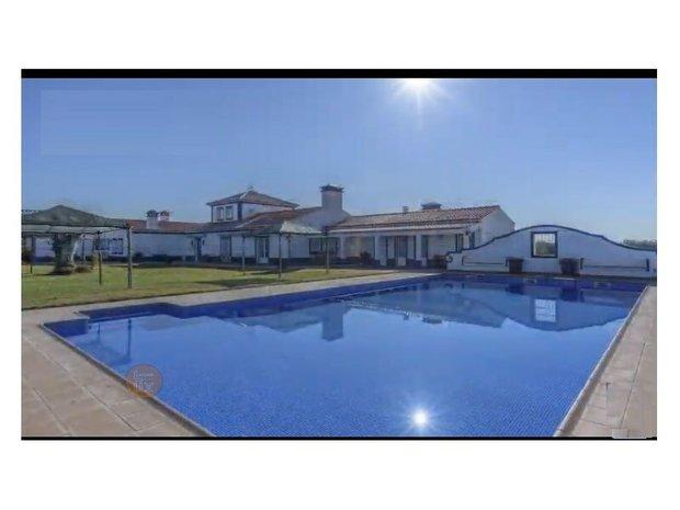 Farm Ranch in Figueira dos Cavaleiros, Beja District, Portugal 1