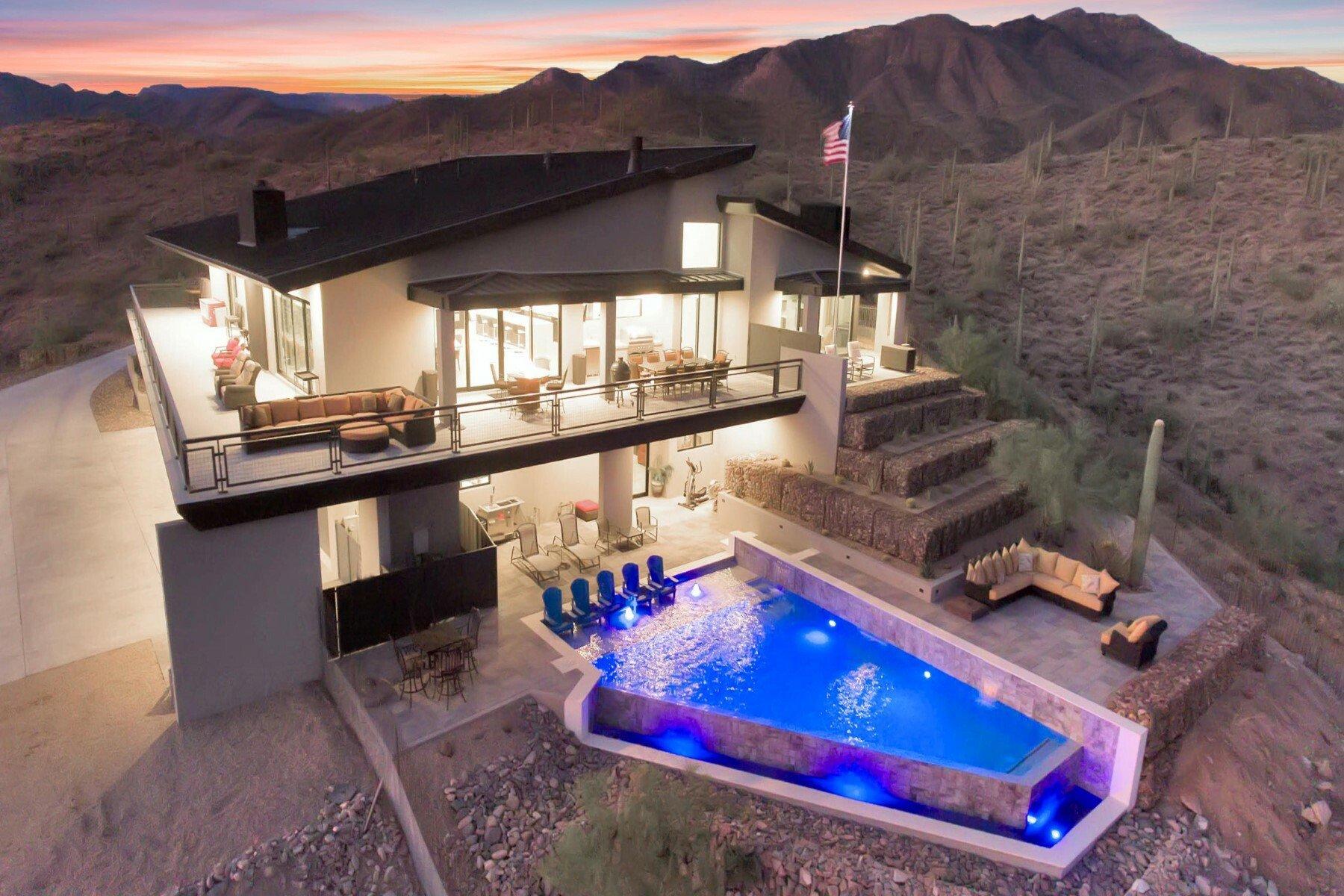 House in Carefree, Arizona, United States 1 - 11075921