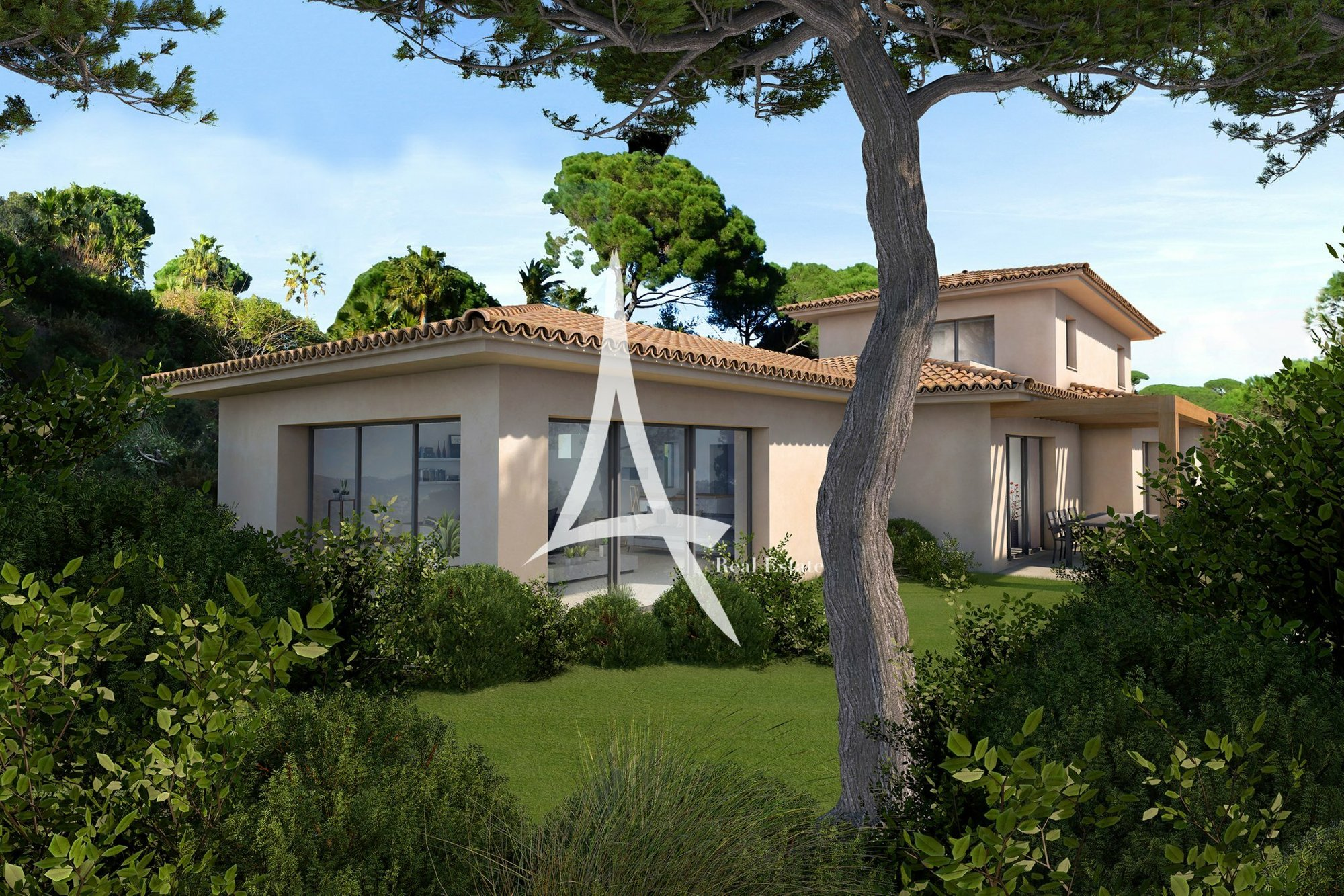 Land in La Croix-Valmer, Provence-Alpes-Côte d'Azur, France 1