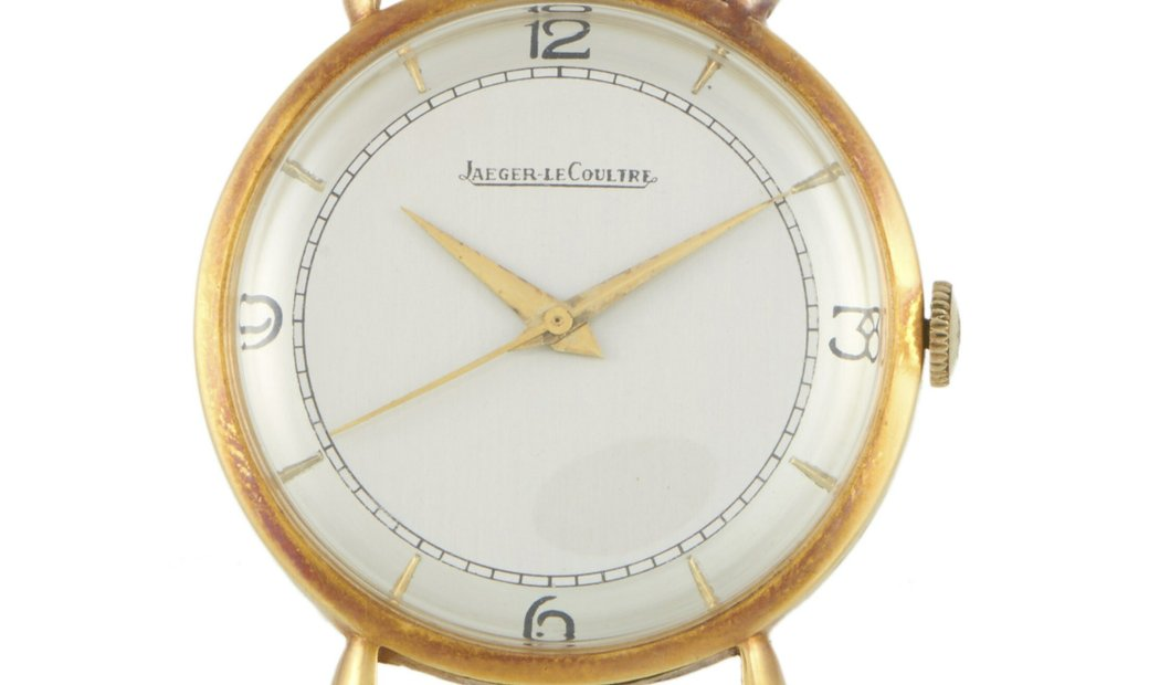 Jaeger-LeCoultre Jaeger-LeCoultre Vintage Yellow Gold Watch
