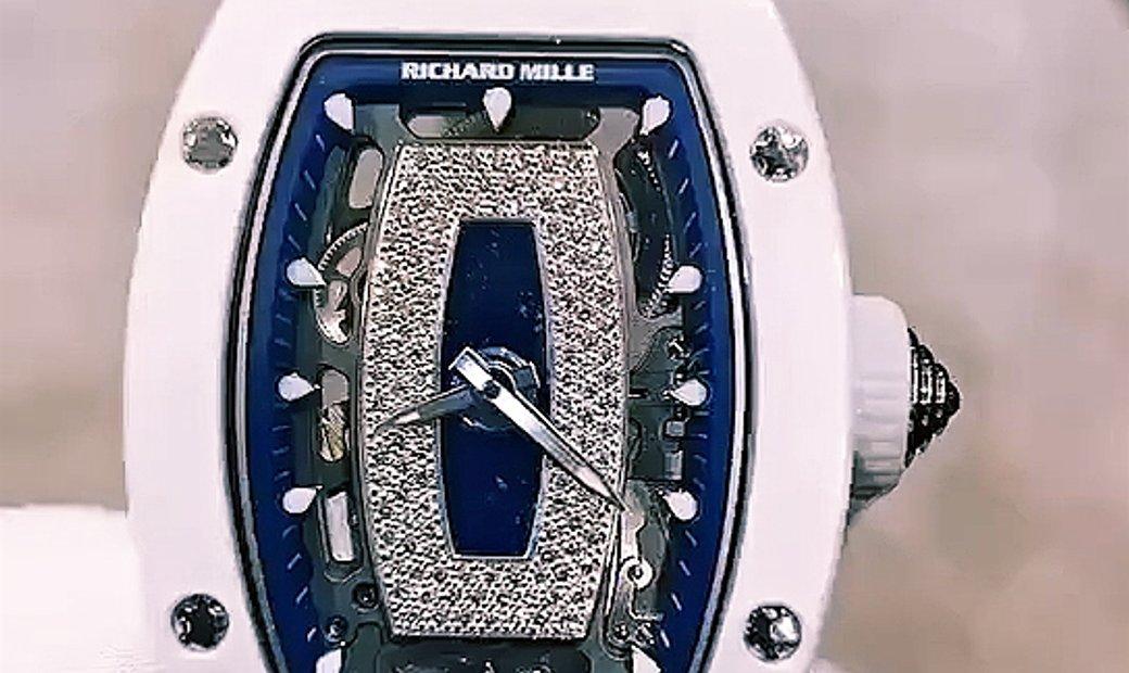Richard Mille [LIMITED 30 PIECE] RM 07-01 Saint Tropez