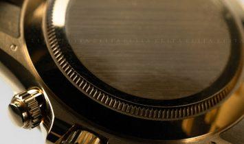 Rolex Daytona 116508-0013 in 18 ct Yellow Gold