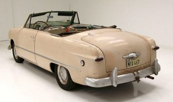 1949 Ford Custom Convertible