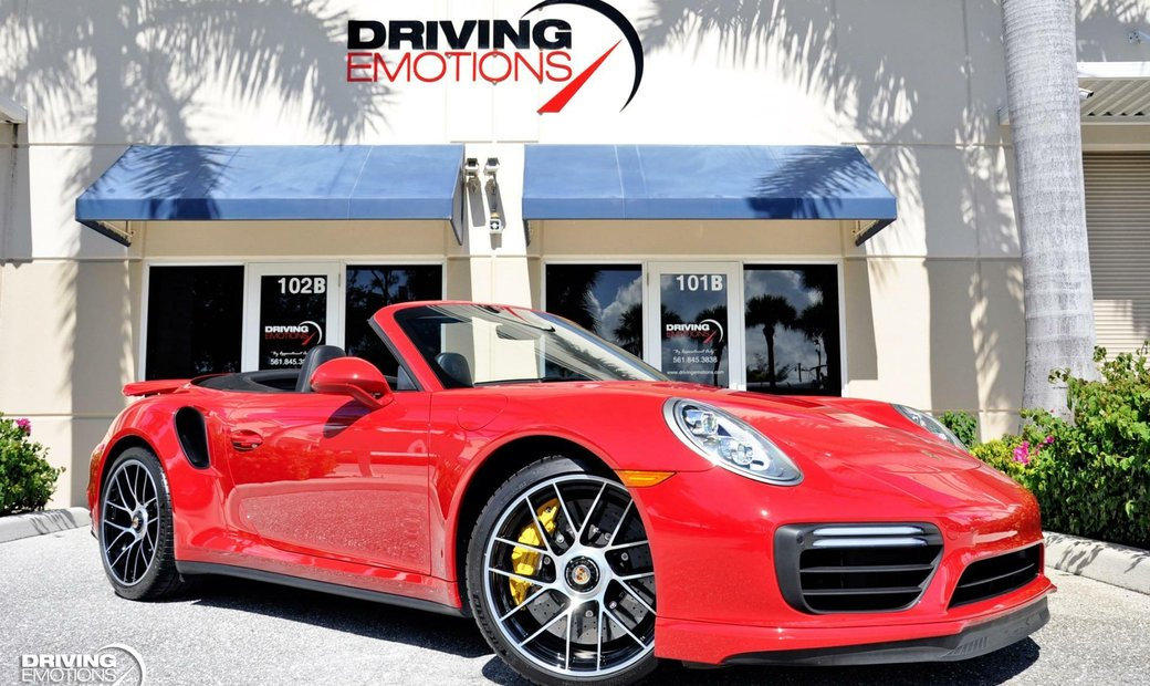 2019 Porsche 911 Turbo S In Lake Park Fl 33403 Fl United States For Sale 11078005