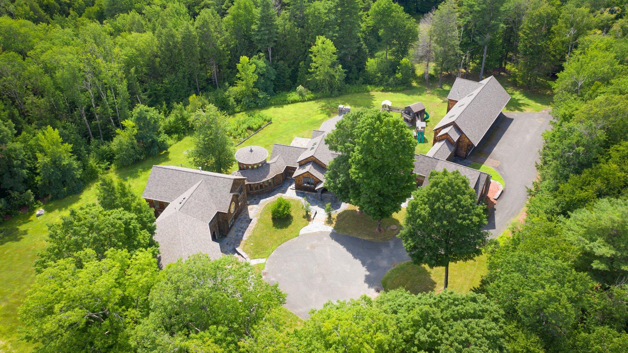 House in Cummington, Massachusetts, United States 1