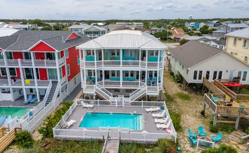 House in Kure Beach, North Carolina, United States
