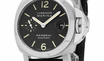 Panerai Luminor Marina PAM00104, Baton, 2012, Very Good, Case material Steel, Bracelet