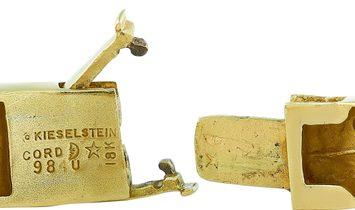 Kieselstein-Cord Kieselstein-Cord Caviar 18K Yellow Gold Bracelet