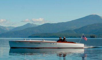 Custom Yandt Boats Gentleman's Racer
