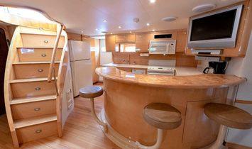 Custom Shoell Express Motor Yacht