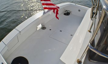 Broward Cockpit Motor Yacht