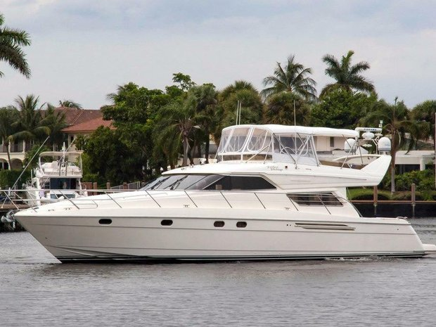 Motor Yacht in United States 1