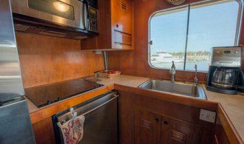 Cheoy Lee Cockpit Trawler