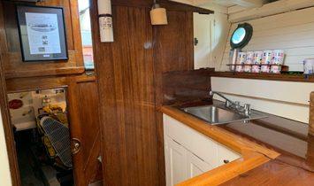 Elco 50 Flat Top Motor Yacht