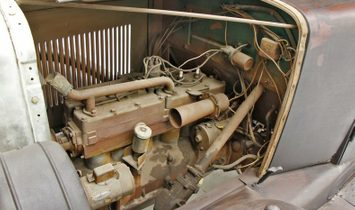 1928 GMC Panel Delivery