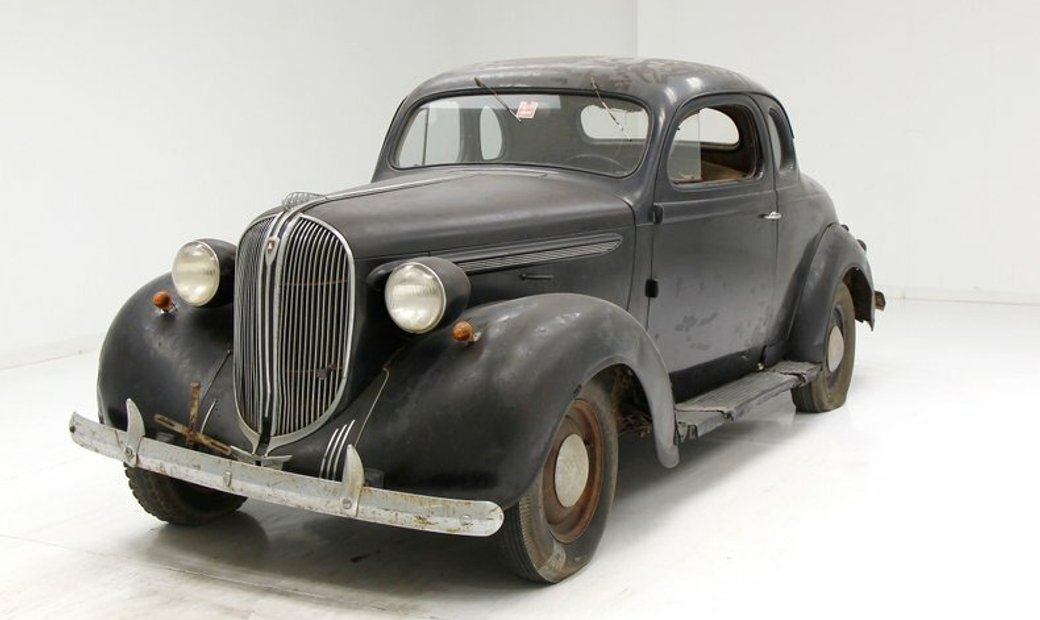 1938 Plymouth Deluxe Coupe