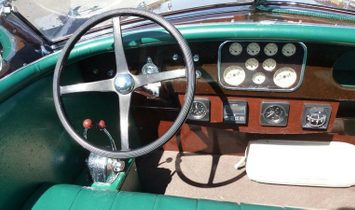 Gar Wood Triple Cockpit