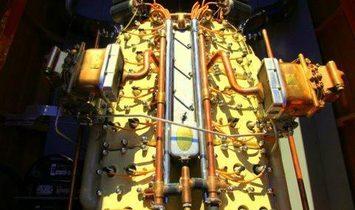 Hacker-Craft Triple cockpit