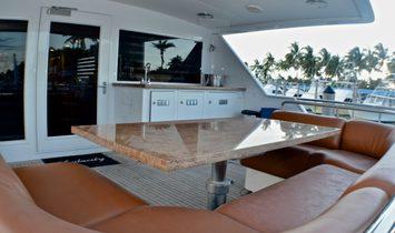 Broward Raised Bridge Motor Yacht