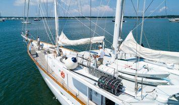 Palmer Johnson Tri-Masted Staysail
