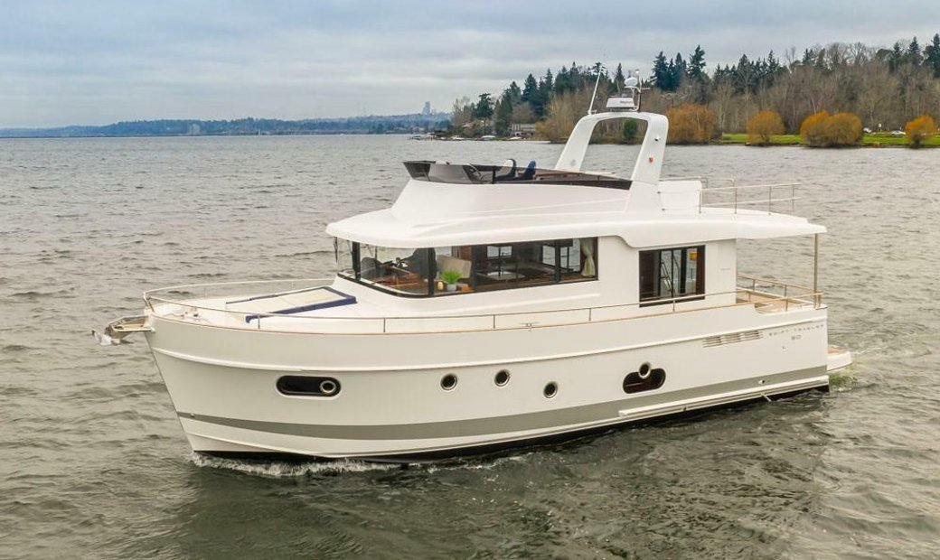 Beneteau Swift Trawler 50
