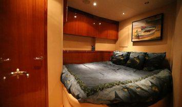 Hatteras Sky Lounge Motor Yacht