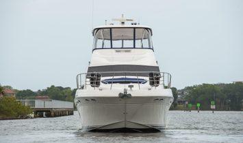 Sea Ray 58 Sedan Bridge