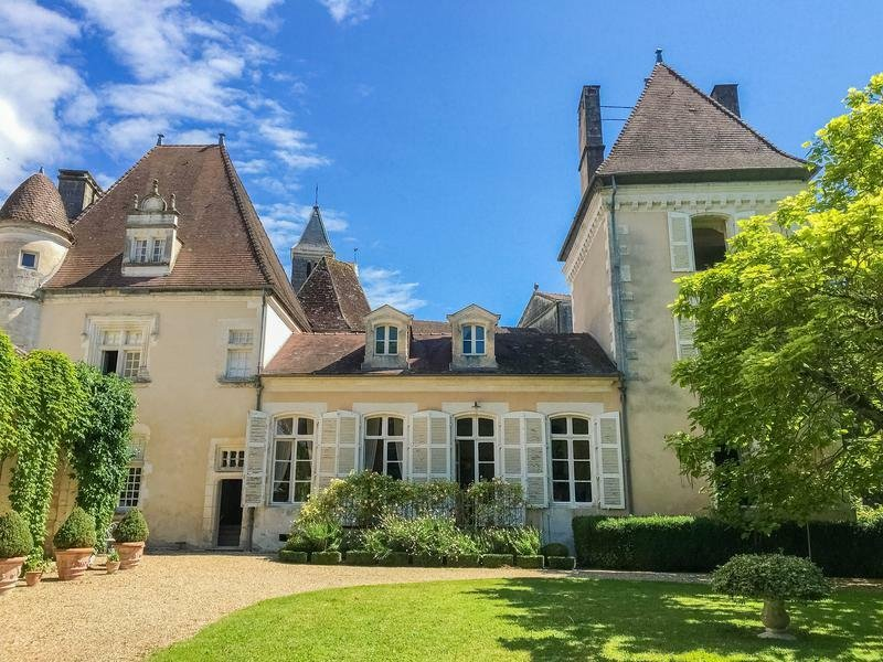 Chateau in Segonzac, Nouvelle-Aquitaine, France 1