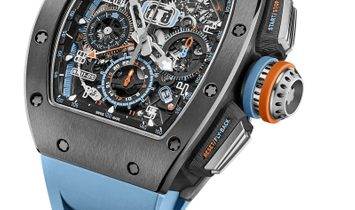 Richard Mille [LIMITED 140 PIECE] RM 11-05 GMT Flyback Chronograph