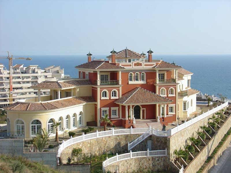 Villa in Benalmádena, Andalusia, Spain 1 - 11080720