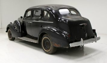 1937 Buick Touring
