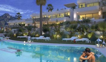 Penthouse in Marbella, Andalusien, Spanien 1