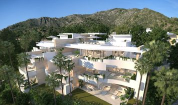 Appartement à Marbella, Andalousie, Espagne 1