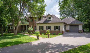 House in Madison Lake, Minnesota, United States 1