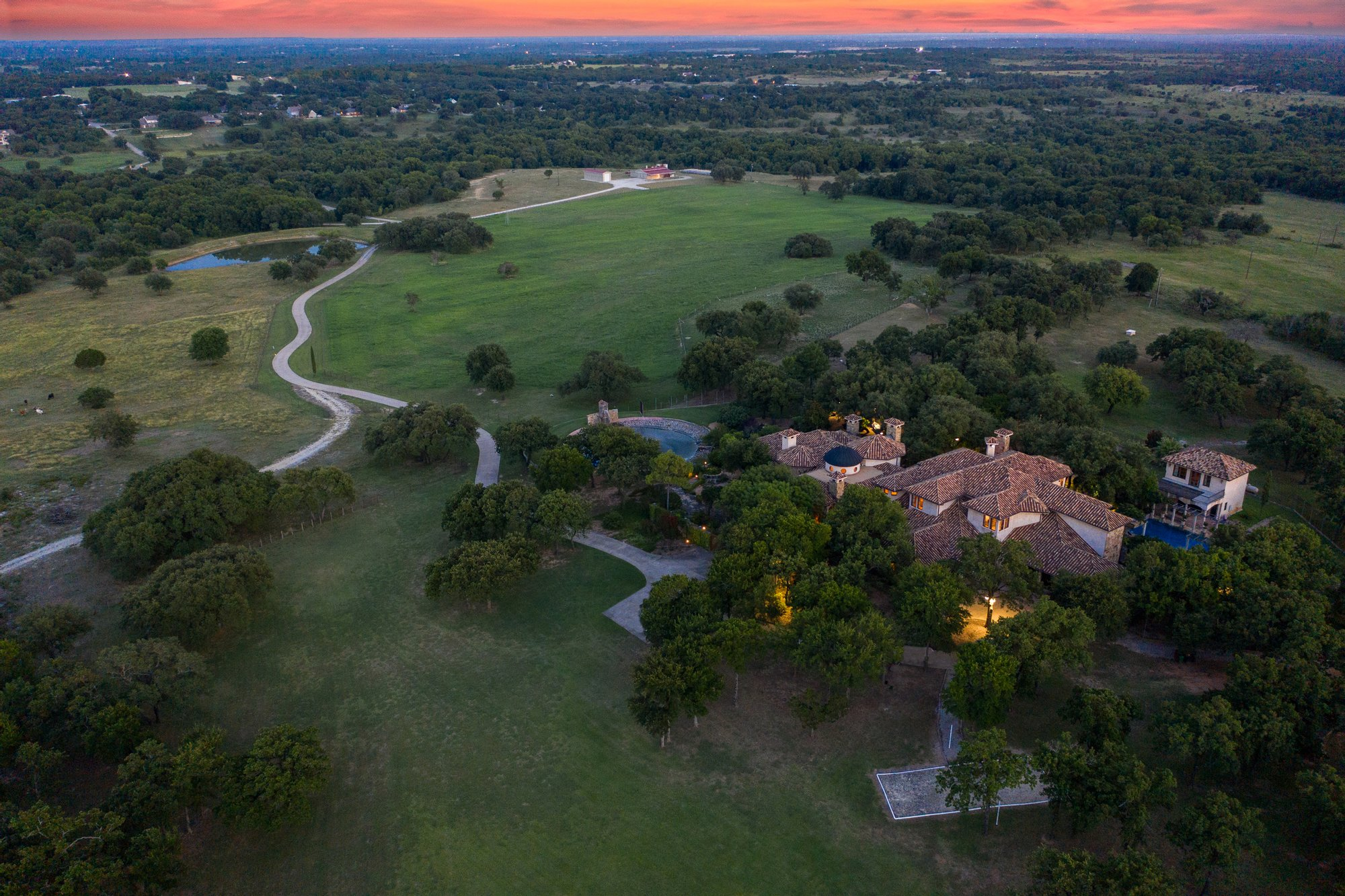 Farm Ranch in Weatherford, Texas, United States 1 - 11080024