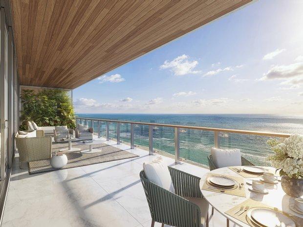 Penthouse in Miami, Florida, United States 1