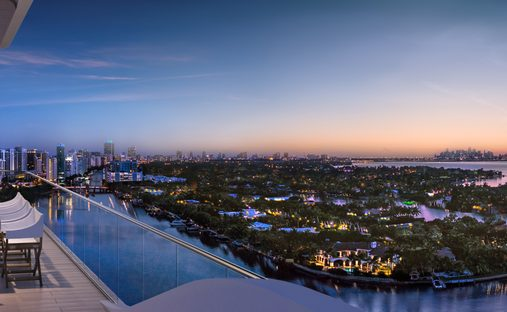 Penthouse in Miami Beach, Florida, United States