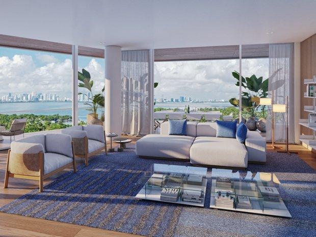 Penthouse in Miami Beach, Florida, United States 1