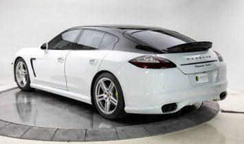 2011 Porsche Panamera Turbo
