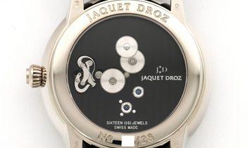 Jaquet Droz [NEW] Complication La Chaux-de-Fonds Tourbillon J023034201 (Retail:CHF 145'550)