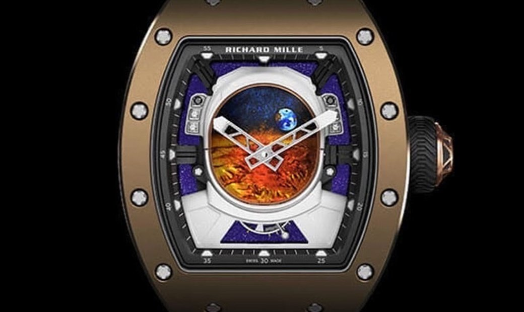 Richard Mille [NEW][LIMITED 30 PIECE] RM 52-05 Tourbillon Pharrell Williams